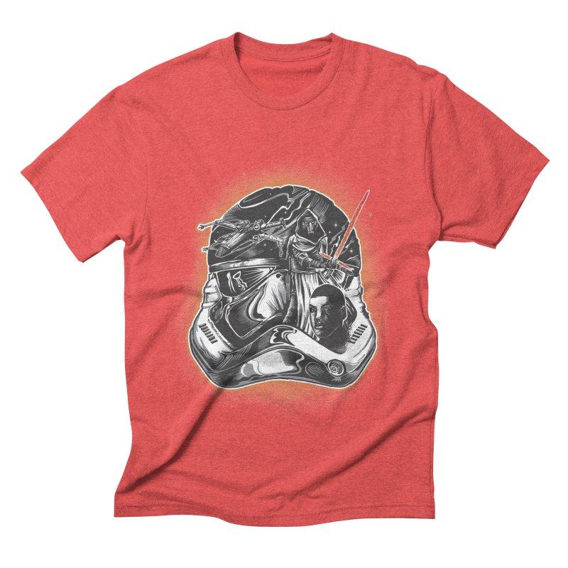força desperta Men's Triblend T-Shirt by T.JEF
