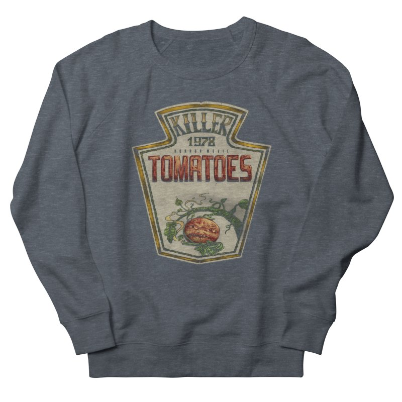 KILLER TOMATOES  Women's Sweatshirt by T.JEF