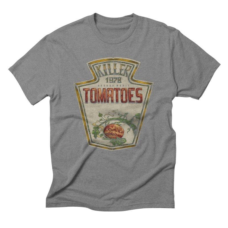 KILLER TOMATOES  Men's T-Shirt by T.JEF