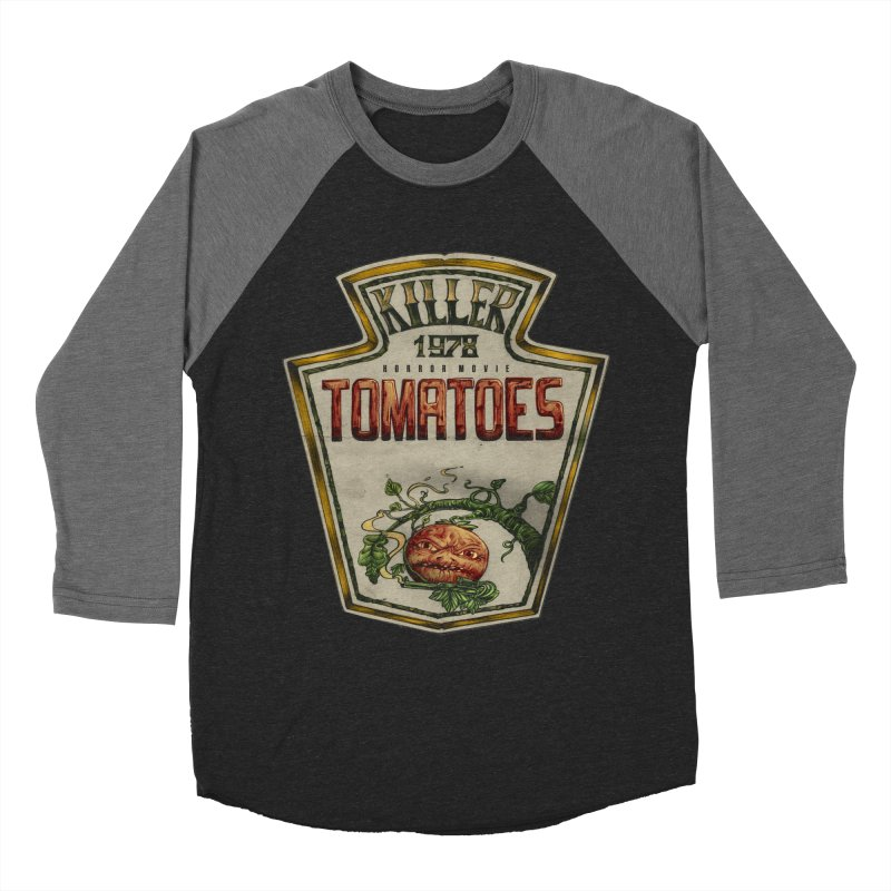 KILLER TOMATOES  Women's Longsleeve T-Shirt by T.JEF