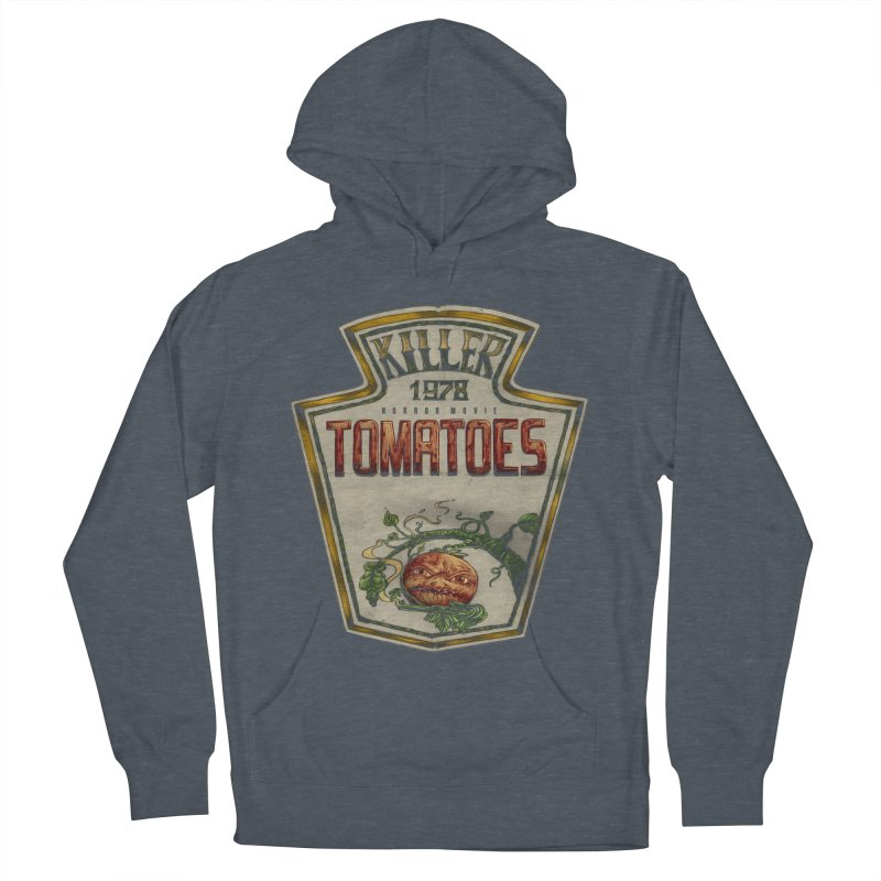 KILLER TOMATOES  Women's Pullover Hoody by T.JEF