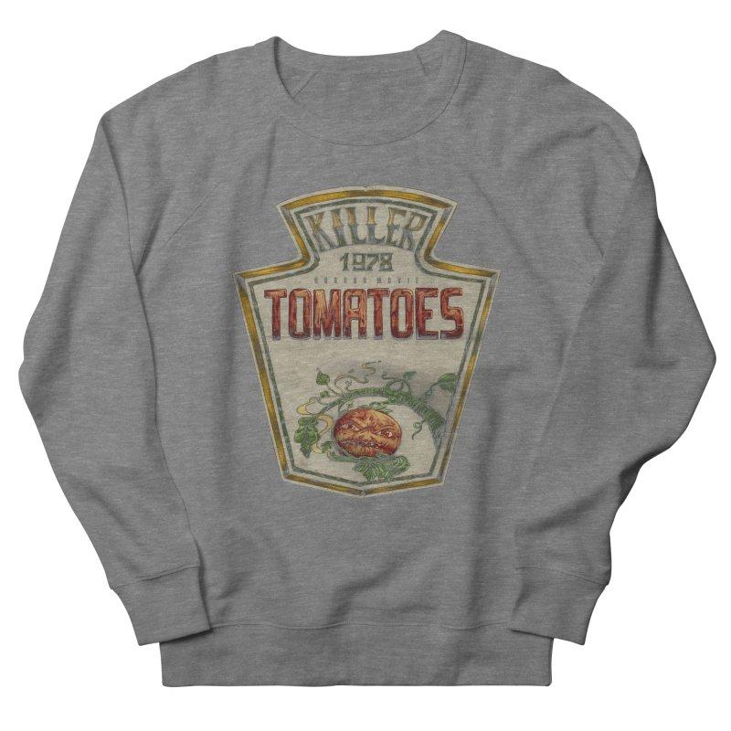 KILLER TOMATOES  Men's Sweatshirt by T.JEF