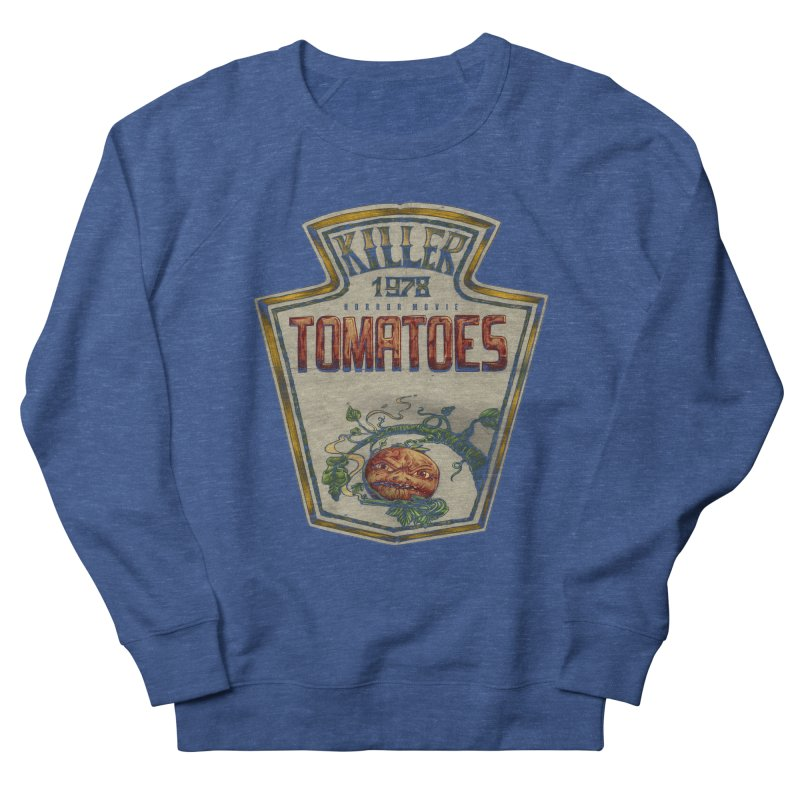 KILLER TOMATOES  Men's Sweatshirt by T.JEF