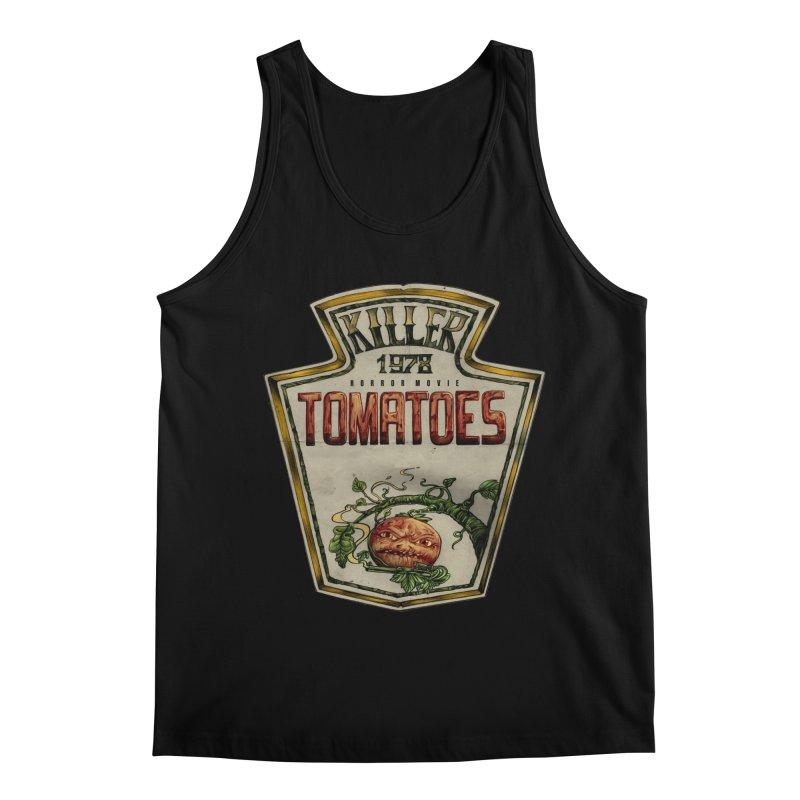 KILLER TOMATOES  Men's Regular Tank by T.JEF