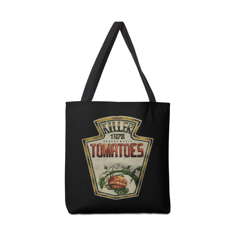 KILLER TOMATOES  Accessories Bag by T.JEF