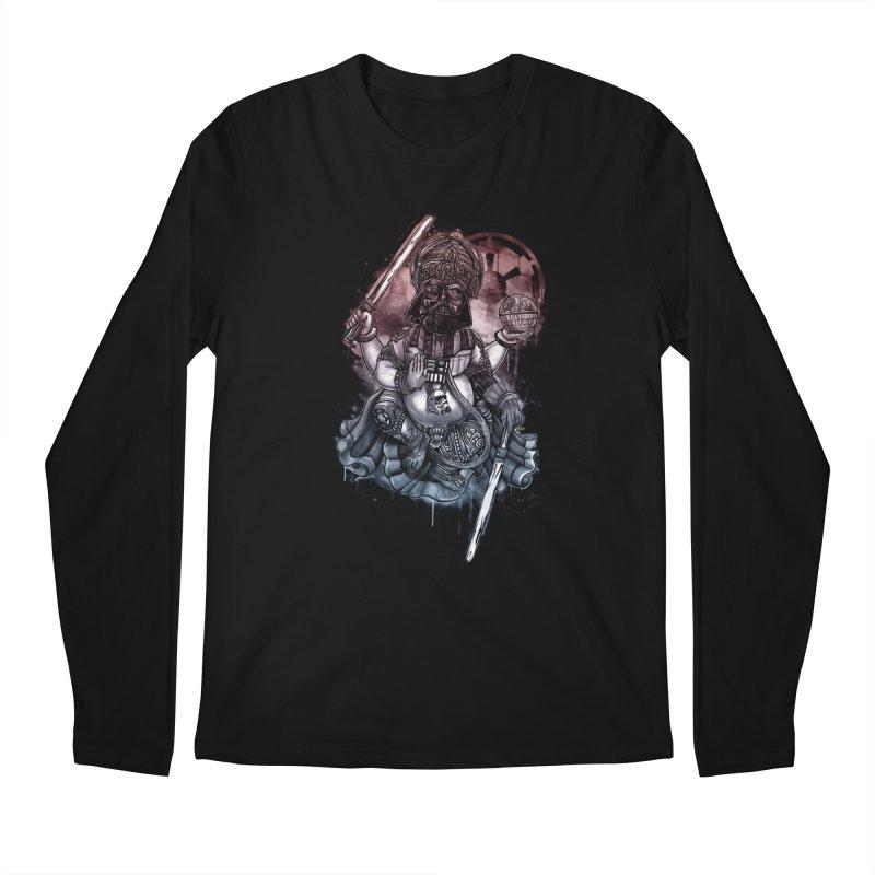 VADER/GANESHA  Men's Longsleeve T-Shirt by T.JEF