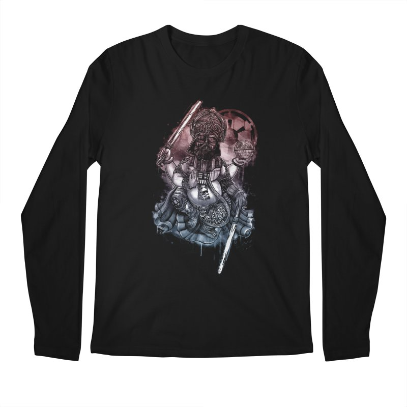 VADER/GANESHA  Men's Regular Longsleeve T-Shirt by T.JEF