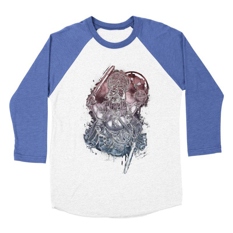 VADER/GANESHA  Men's Baseball Triblend Longsleeve T-Shirt by T.JEF