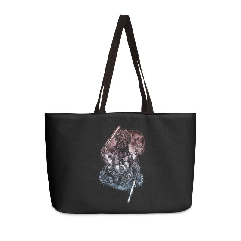 VADER/GANESHA  Accessories Weekender Bag Bag by T.JEF