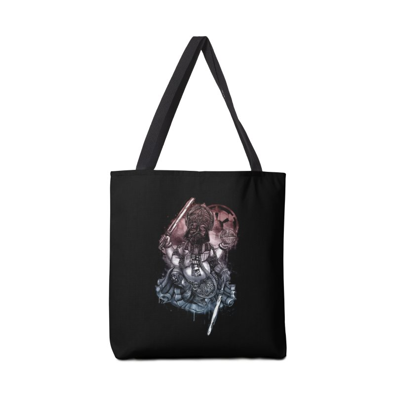VADER/GANESHA  Accessories Bag by T.JEF