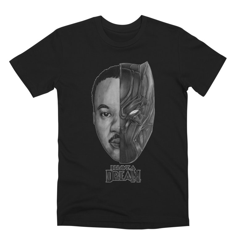 Black Lives Matter Men's T-Shirt by T.JEF