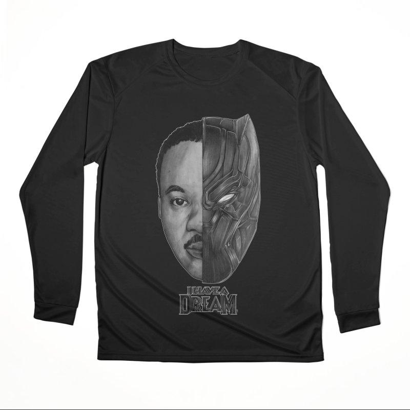 Black Lives Matter Men's Longsleeve T-Shirt by T.JEF