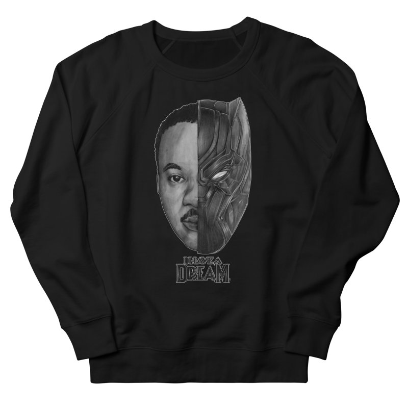 Black Lives Matter Men's Sweatshirt by T.JEF