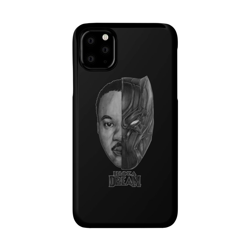 Black Lives Matter Accessories Phone Case by T.JEF