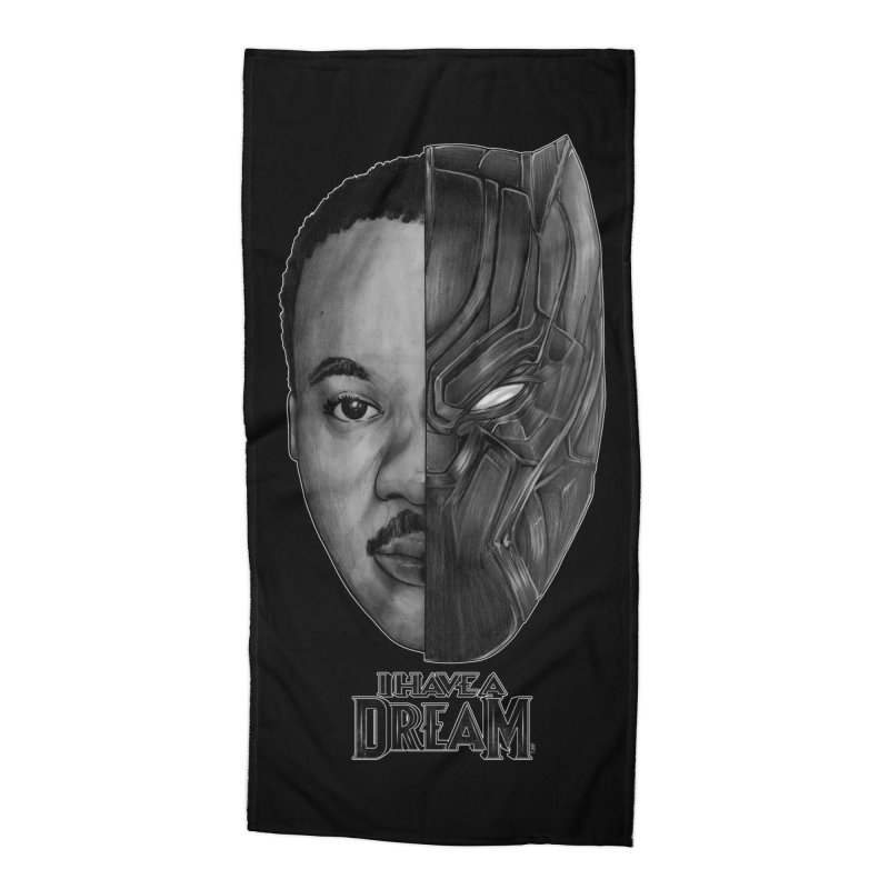 Black Lives Matter Accessories Beach Towel by T.JEF