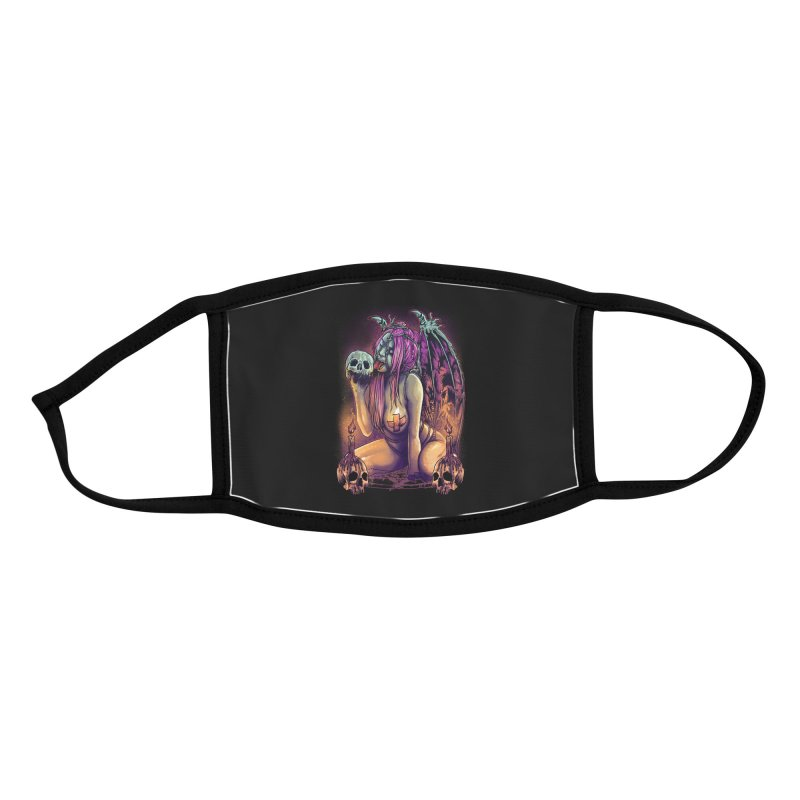 HELLLOVE Accessories Face Mask by T.JEF