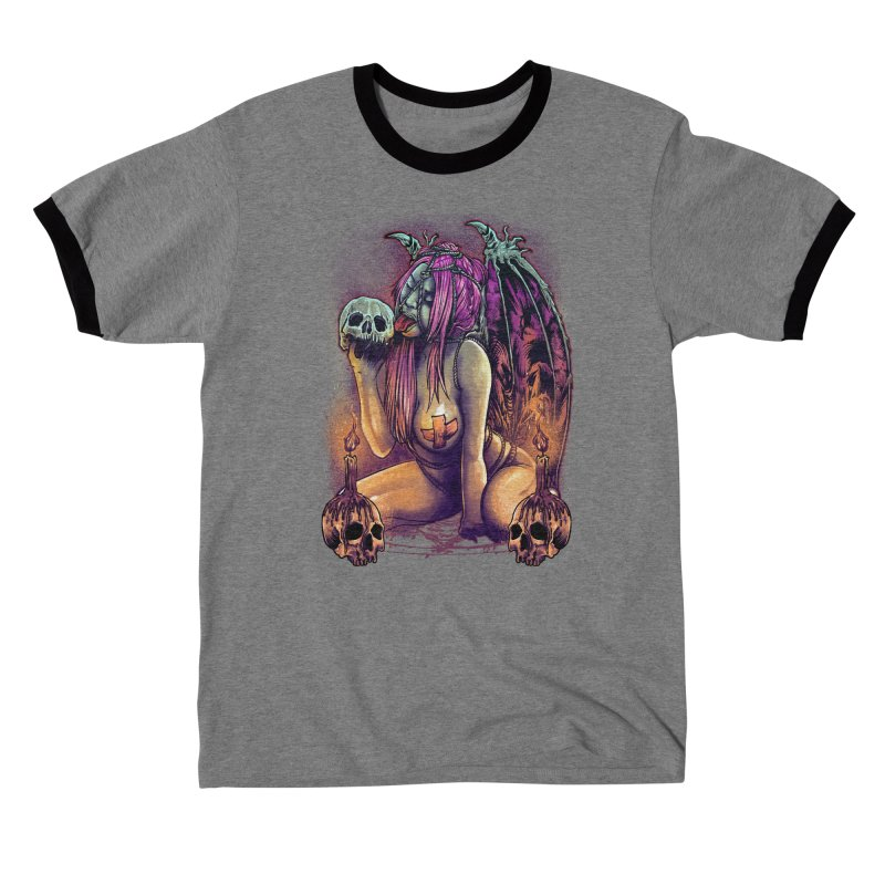 HELLLOVE Men's T-Shirt by T.JEF