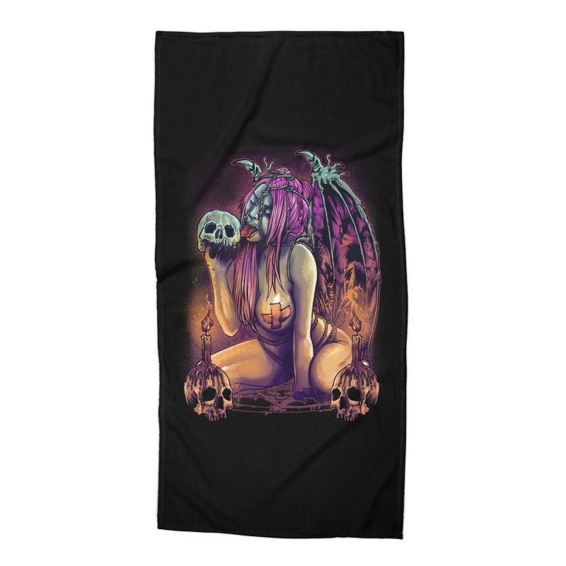 HELLLOVE Accessories Beach Towel by T.JEF