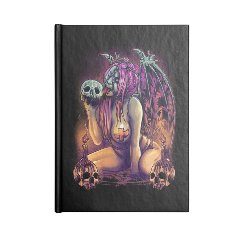 HELLLOVE Accessories Notebook by T.JEF
