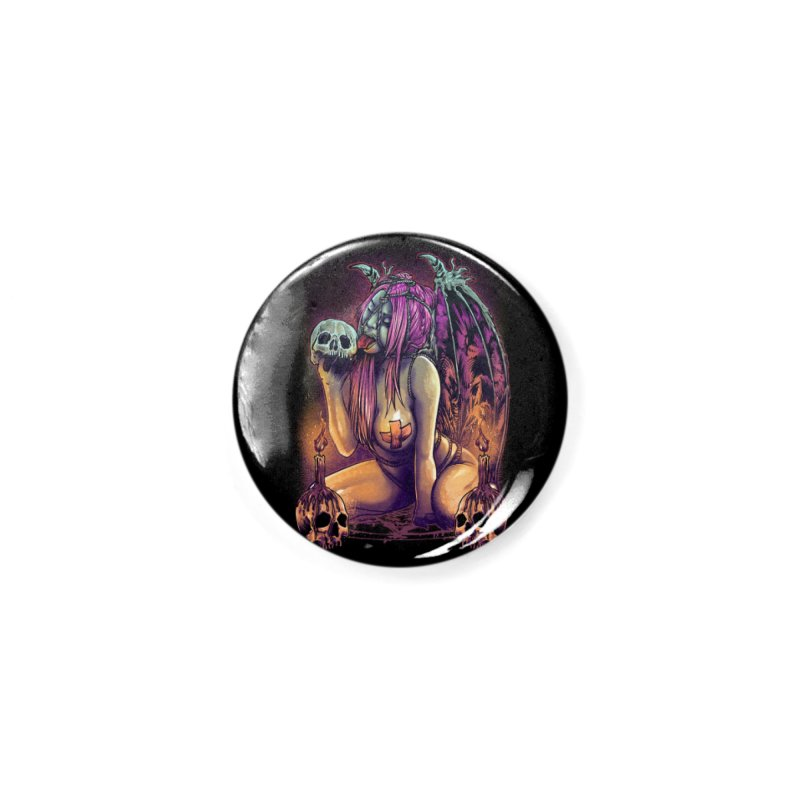 HELLLOVE Accessories Button by T.JEF
