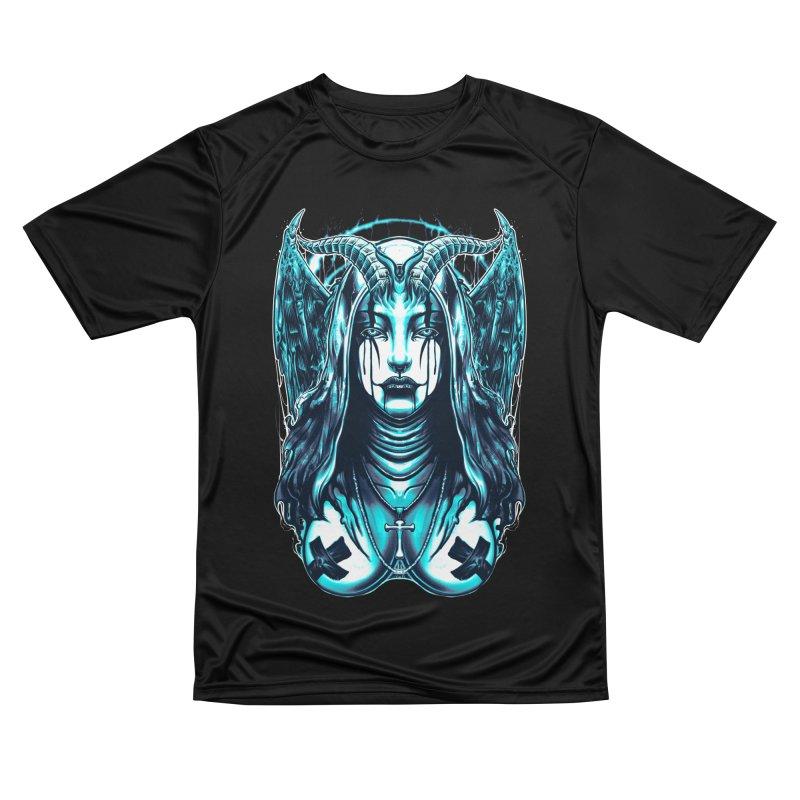 DARK NUN Men's T-Shirt by T.JEF