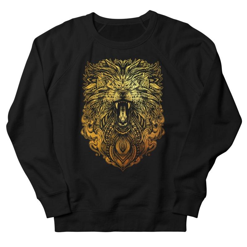 KING LION Men's Sweatshirt by T.JEF