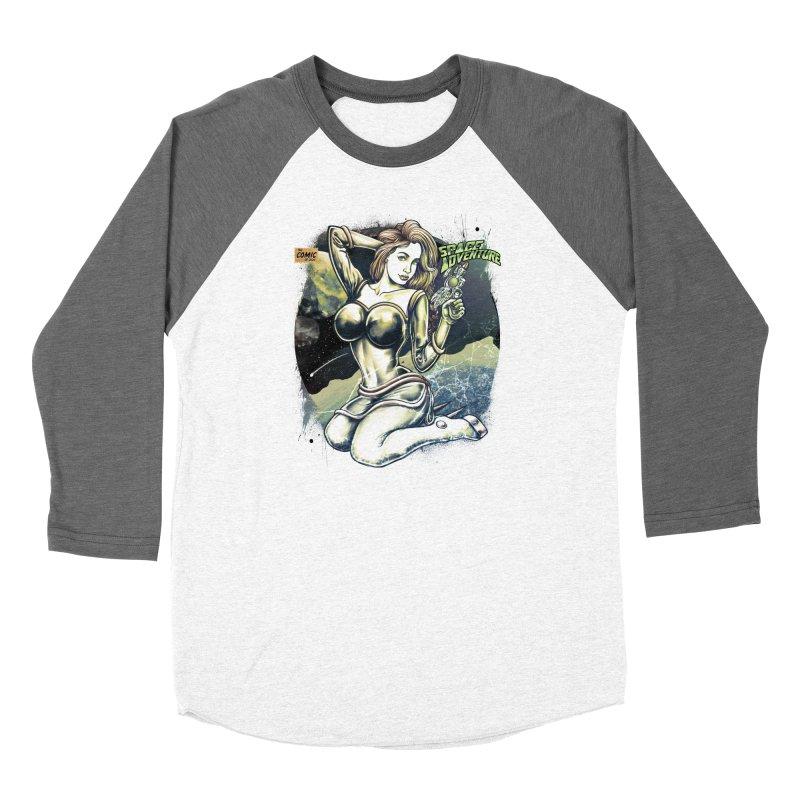 SPACE Adventure Women's Longsleeve T-Shirt by T.JEF