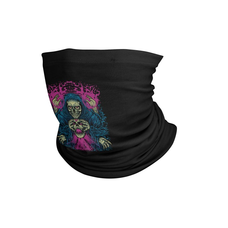 Magic Necron Accessories Neck Gaiter by T.JEF