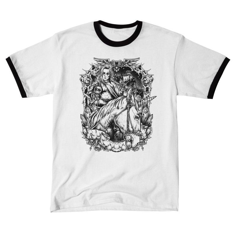 Queen Unicorns Women's T-Shirt by T.JEF