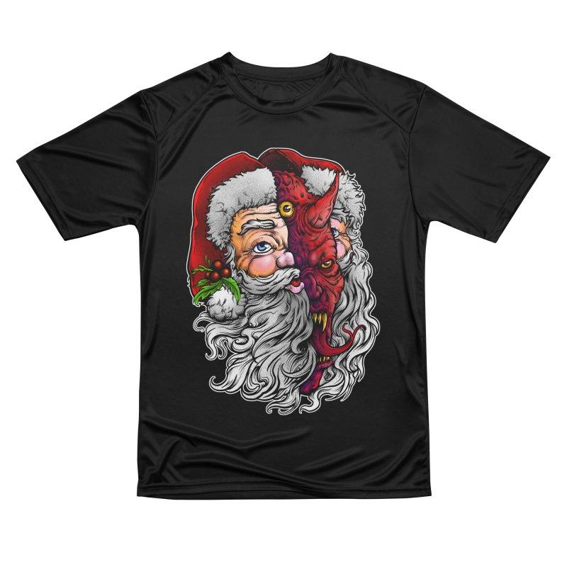 Satan Claus Men's T-Shirt by T.JEF