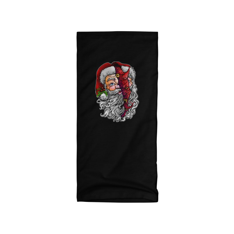 Satan Claus Accessories Neck Gaiter by T.JEF