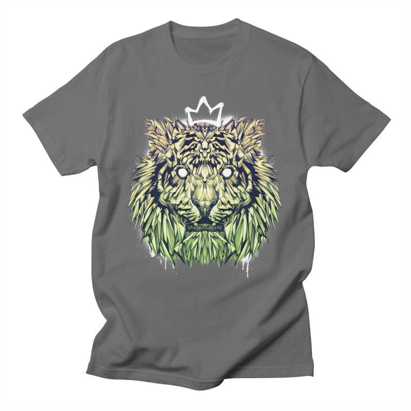 Urban Tiger Men's T-Shirt by T.JEF
