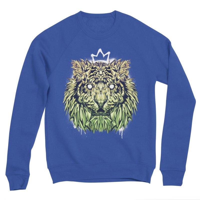 Urban Tiger Men's Sweatshirt by T.JEF