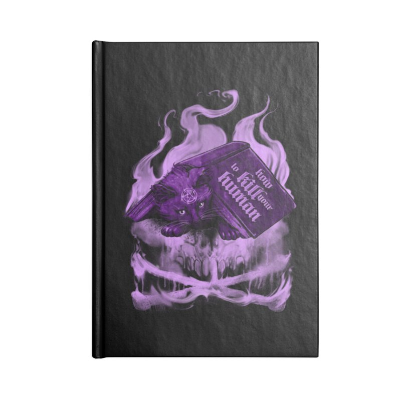 KILL lessons Accessories Notebook by T.JEF