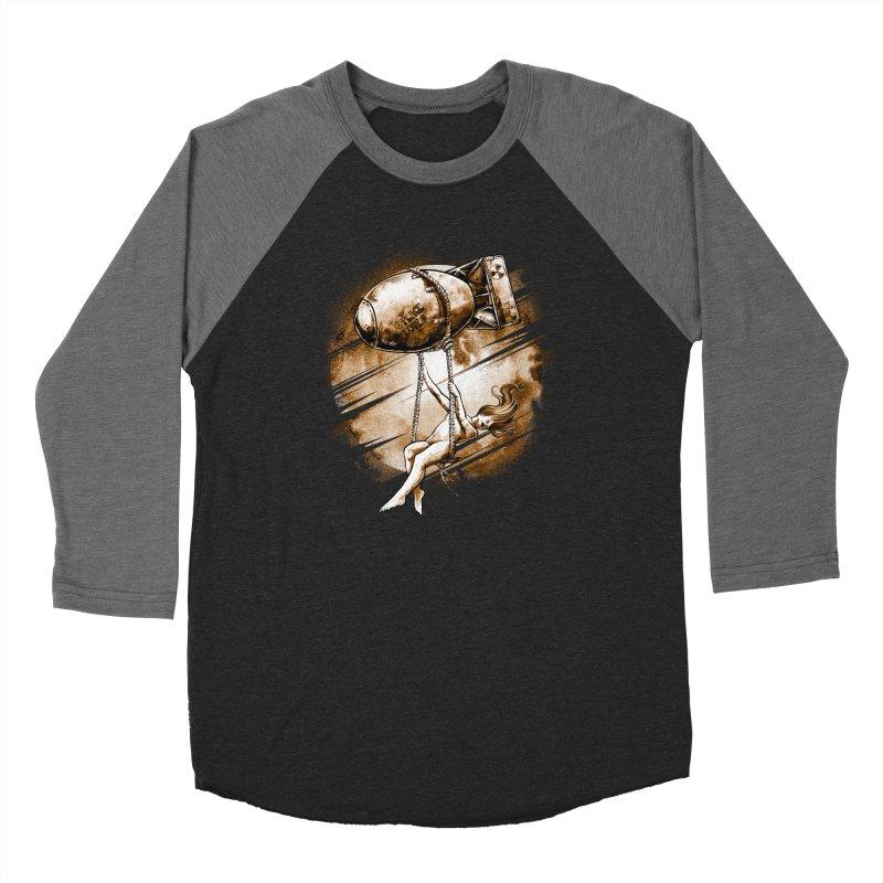 Peace Love Women's Longsleeve T-Shirt by T.JEF