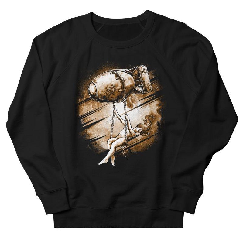 Peace Love Men's Sweatshirt by T.JEF