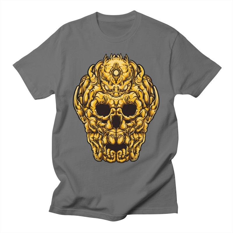 OCTOSKULL Men's T-Shirt by T.JEF