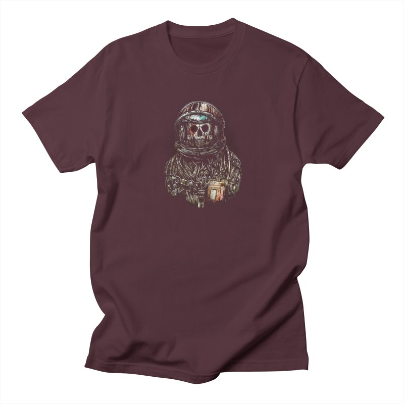SPACE SONGS Women's Regular Unisex T-Shirt by T.JEF