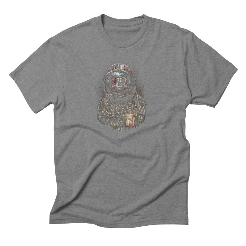 SPACE SONGS Men's Triblend T-Shirt by T.JEF