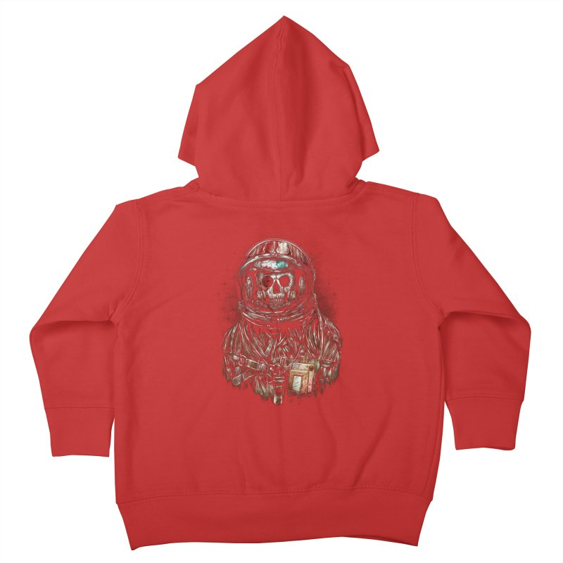 SPACE SONGS Kids Toddler Zip-Up Hoody by T.JEF