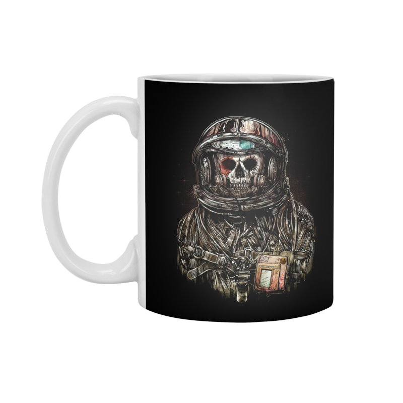 SPACE SONGS Accessories Mug by T.JEF