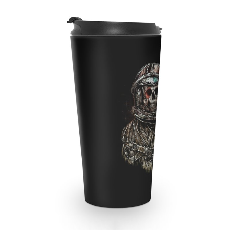SPACE SONGS Accessories Travel Mug by T.JEF