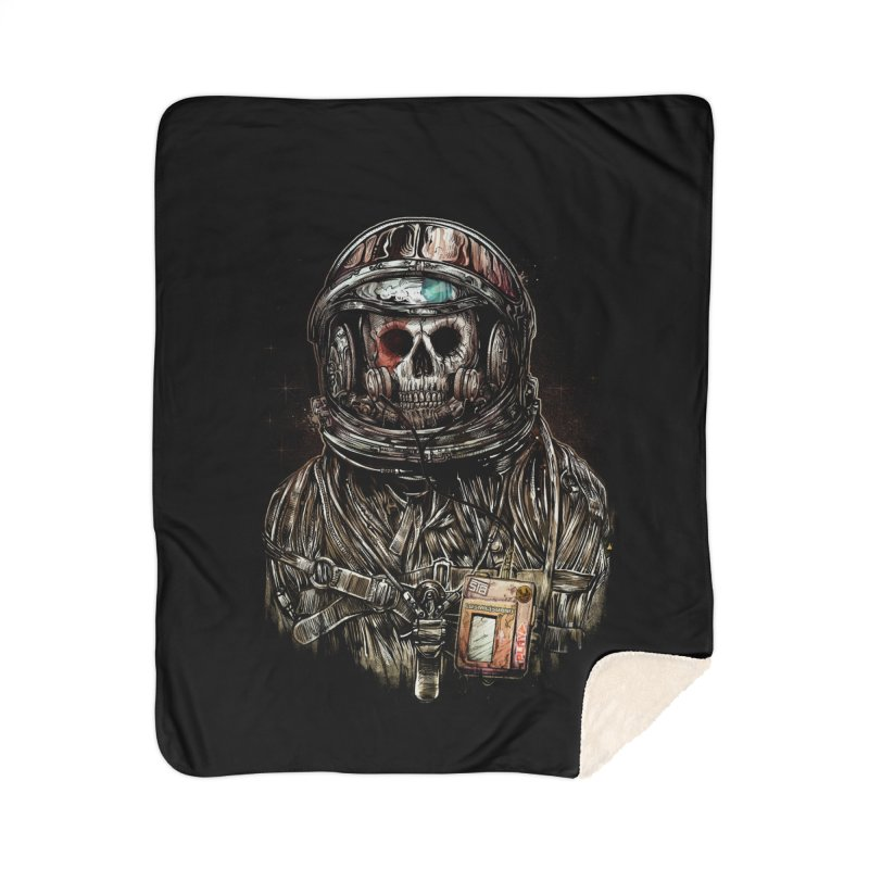 SPACE SONGS Home Blanket by T.JEF