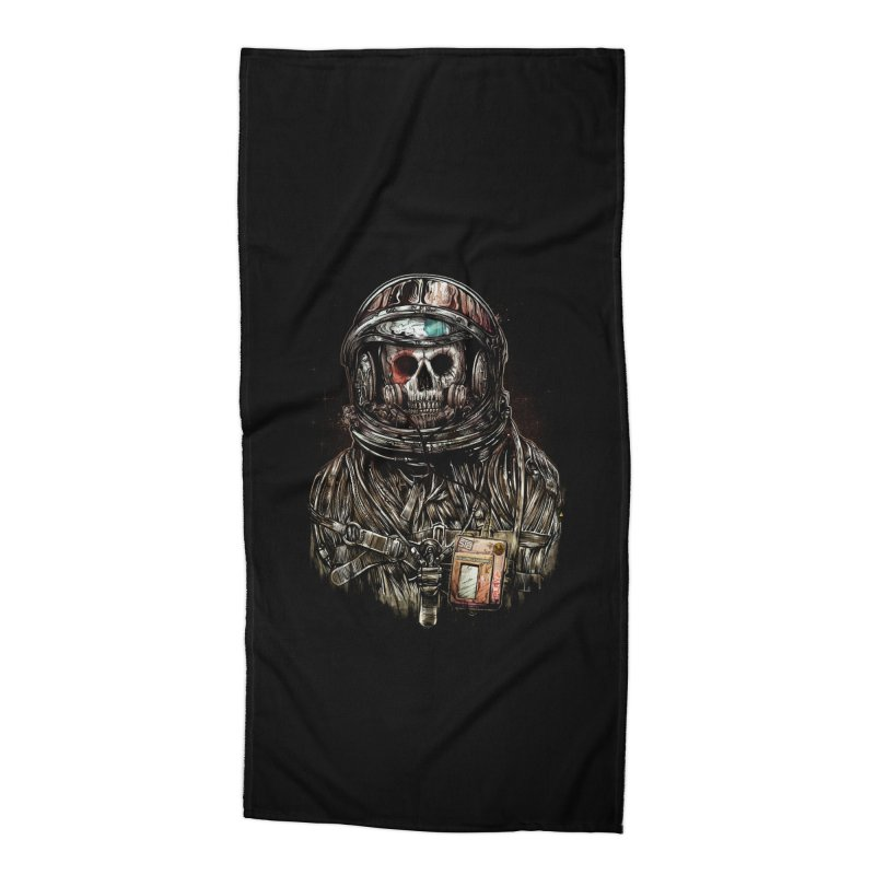 SPACE SONGS Accessories Beach Towel by T.JEF