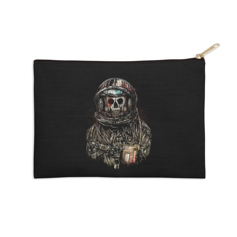 SPACE SONGS Accessories Zip Pouch by T.JEF