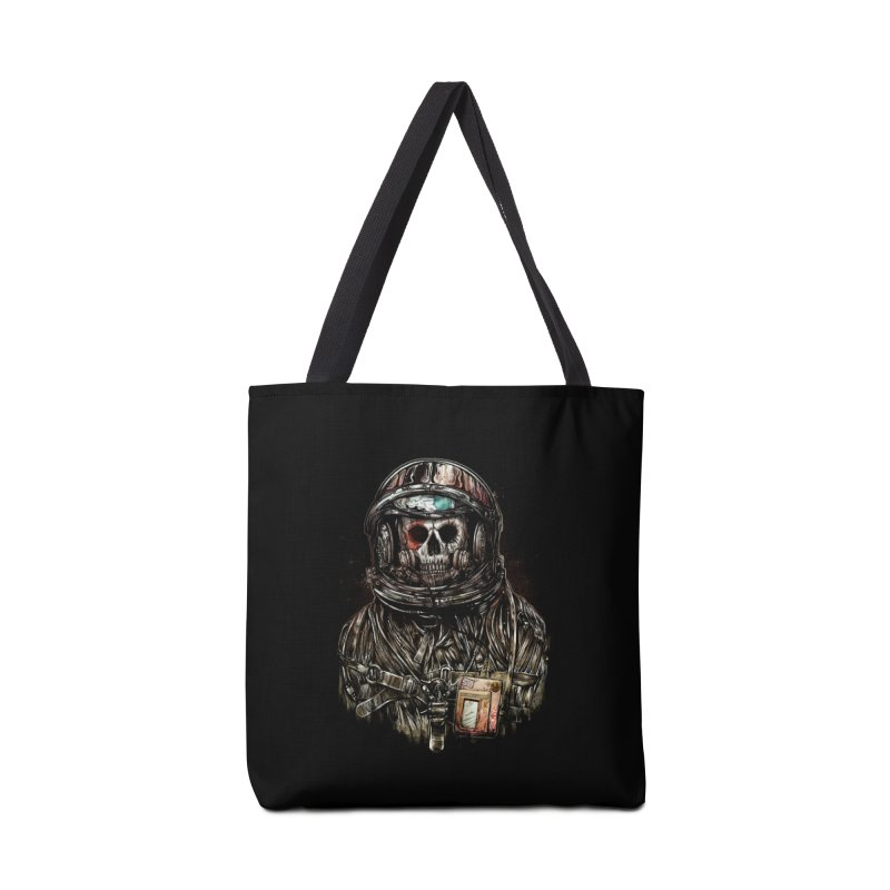SPACE SONGS Accessories Bag by T.JEF