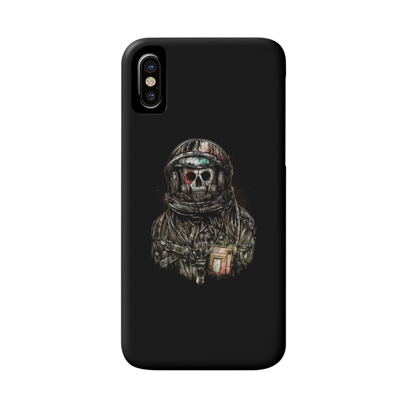 SPACE SONGS Accessories Phone Case by T.JEF