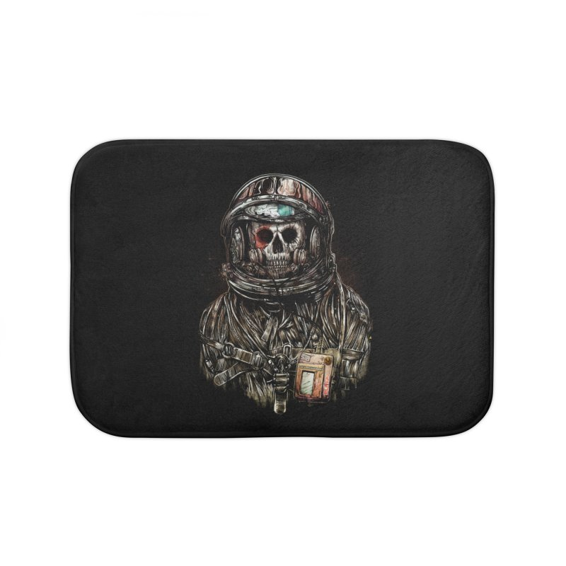 SPACE SONGS Home Bath Mat by T.JEF