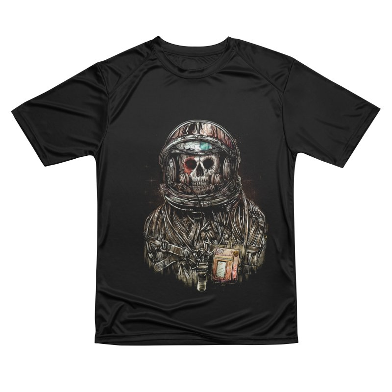 SPACE SONGS Men's Performance T-Shirt by T.JEF