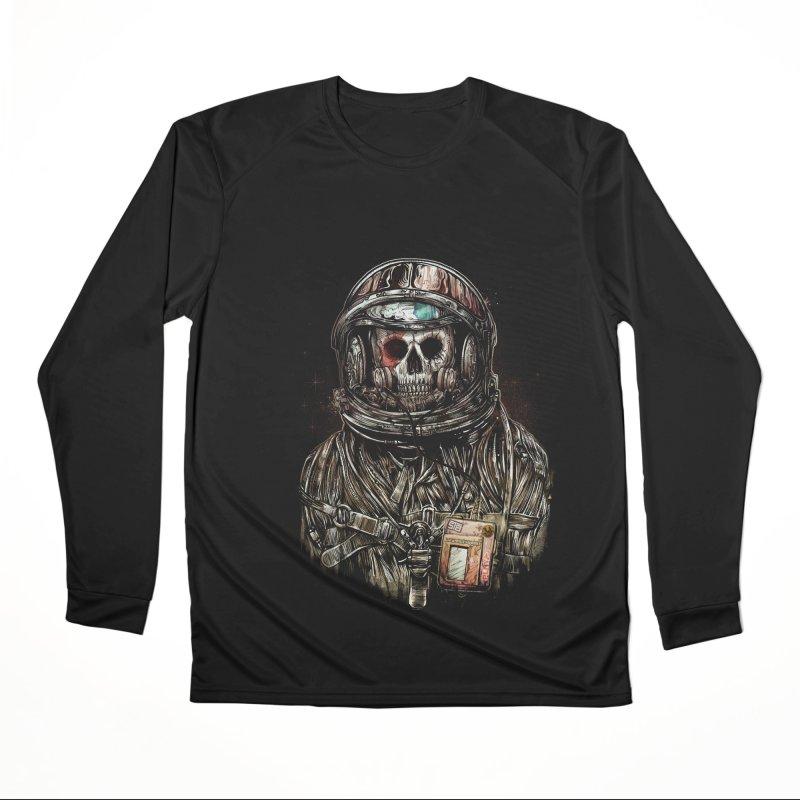 SPACE SONGS Women's Longsleeve T-Shirt by T.JEF